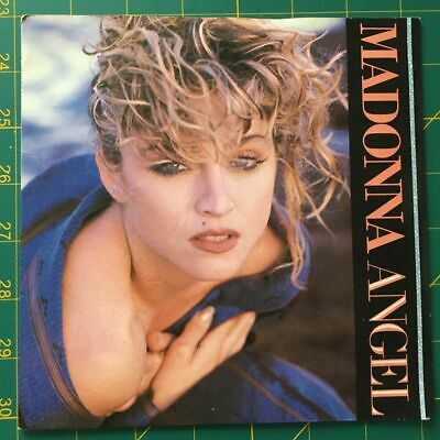 £2 • Buy Madonna 7  Vinyl Angel Burning Up 1980s The First Album Like A Virgin Record