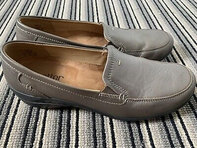 £9.99 • Buy Lovely Ladies HOTTER Shoes Size 6 Bronze / Brown Colour Excellent Condition