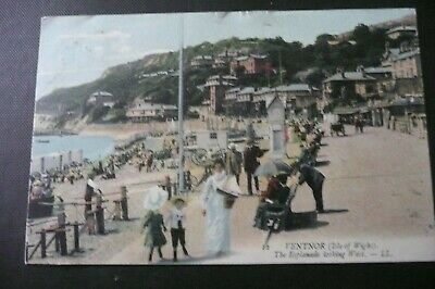 £16 • Buy VENTNOR ISLE OF WIGHT The Esplanade Lovely Animated LL Postcard