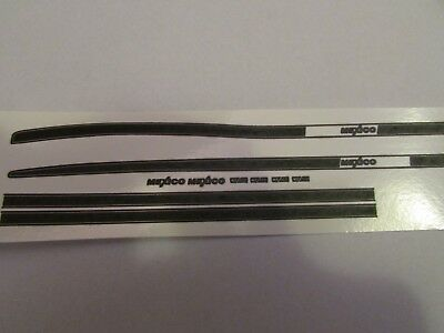 £4.10 • Buy 1/18 Scale Modified Tuning ESCORT MK1 MEXICO In BLACK Waterslide Decal
