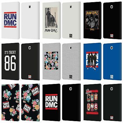 £29.95 • Buy Official Run-d.m.c. Key Art Leather Book Case For Samsung Galaxy Tablets