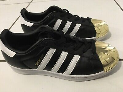 AU60 • Buy Adidas Superstar Gold Shell Top Shoes