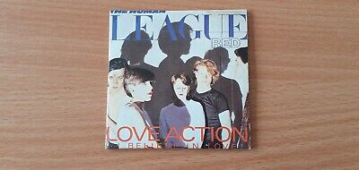 £150 • Buy 3  CD Single The Human League Hard Times . Love Action CDT 6