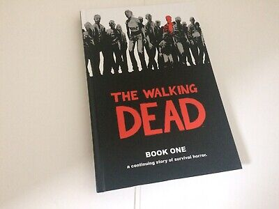 £20 • Buy THE WALKING DEAD: Book 1 (Hardcover) (Collects Issues 1-12) (Robert Kirkman)