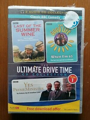 £1.99 • Buy Ultimate Drive Time CD Collection: Classic BBC Comedy: Vol. 1 (CD)-NEW-3 DISCS