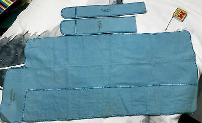 £16.22 • Buy Vintage Tiffany & Co Storage Anti-Tarnish Pouch Bags For Silver