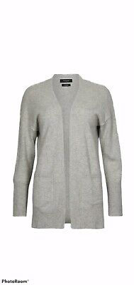 £34.99 • Buy Marks & Spencer AUTOGRAPH Pure Cashmere Ribbed Cardigan Size XS S M L XL