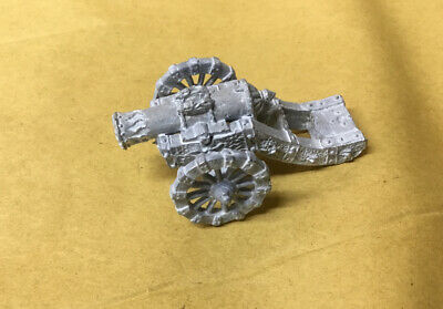£10.99 • Buy CITADEL WARHAMMER  Bretonnia  / Dwarf Cannon  Based In White See Pictures#7