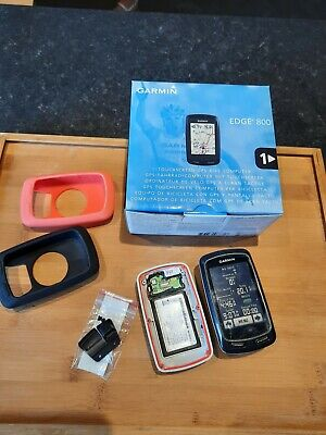 £0.99 • Buy Garmin Edge 800 Cycling GPS With UK OS Maps / Spares Or Repair / No Reserve