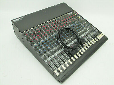 $229.99 • Buy Mackie CR1604-VLZ 16-Channel MIC / LINE Mixer Mixing Console