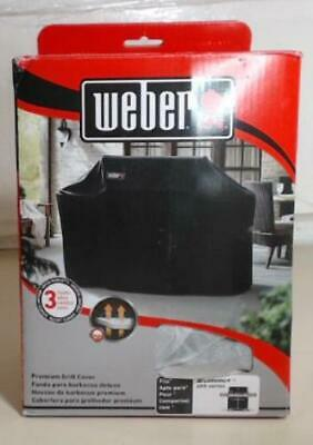 $ CDN1.88 • Buy NEW OPEN BOX Weber 7109 Grill Cover For Summit 600-Series Gas Grill $139.99