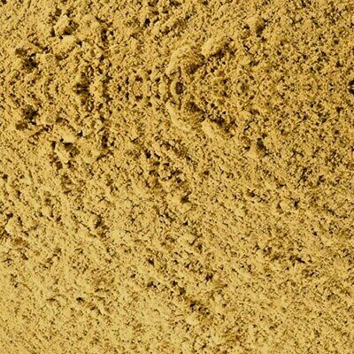 £12.99 • Buy Yellow Building Sand Polybag Approx 25kgs Mix With Cement For Bricklaying Mortar