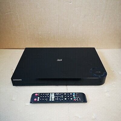 £149.95 • Buy Samsung BD-H8900M Smart 3D Blu-Ray Player 1TB HDD Freeview HD Recorder + Remote