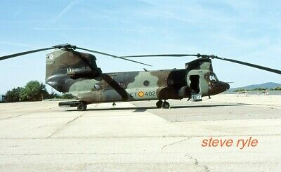 $1.11 • Buy Military Aircraft Slide - Ch-47d Spanish Army Ht.17-02 - 2019