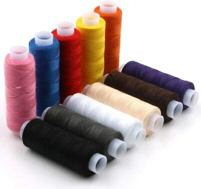 $12.10 • Buy Embroidery Machine Threads Sewing Thread Kits Polyester Kit For Home Embroidery