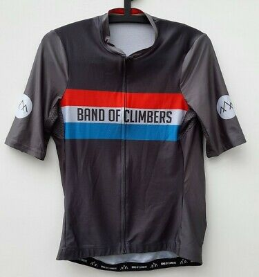 $34.94 • Buy Band Of Climbers Cycling Jersey - BoC - Short Sleeve - Large - VGC