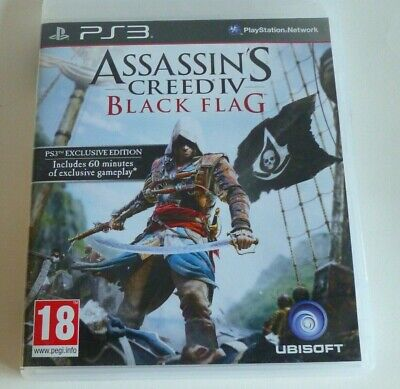 £4.99 • Buy Assassin's Creed IV Black Flag PS3
