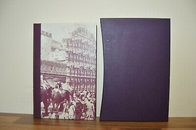 £22 • Buy A Passage To India - E M Forster  - Folio Society 2008 (#D6)