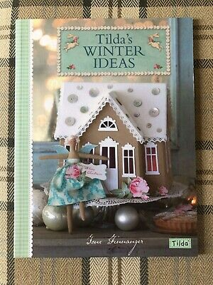 £1.99 • Buy Tilda's Winter Ideas By Tone Finnanger Used Sewing Craft Paperback Book