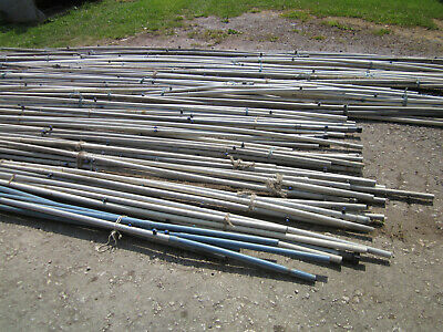 £165 • Buy Used Commercial Greenhouse Water Irrigation Pipes And Fittings