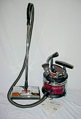 $341.21 • Buy Filter Queen Majestic Canister Vacuum Cleaner W- Attachments Fully Tested