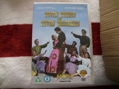 £0.99 • Buy SEVEN BRIDES FOR SEVEN BROTHERS (DVD) ALL TIME CLASSIC MUSICAL 99p