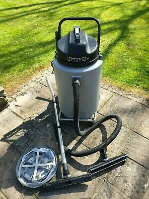 £225 • Buy Numatic 230V WVD2002 Industrial Wet And Dry Vacuum Cleaner