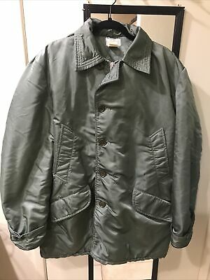 $15 • Buy Military Men's Cold Weather Parka Possibly N-3B?