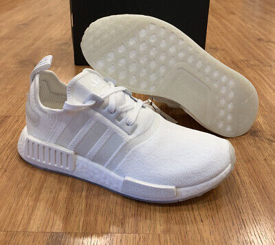 $ CDN143.55 • Buy Adidas NMD R1 (Women's Size 6) Casual Running Gym Sneaker White NEW
