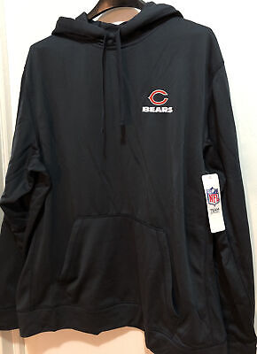 $24.44 • Buy New Dunbrooke NFL Chicago Bears- Navy Men's Hoodie XL Extra Large NWT