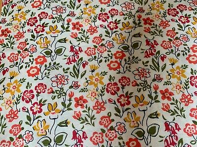 £12 • Buy LIBERTY PRINT COTTON 1 X METRE * THE COTTAGE GARDEN COLLECTION * LAWN GAMES
