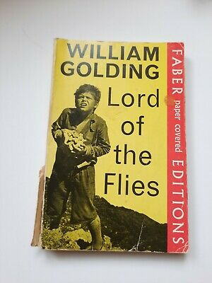 £1.50 • Buy Lord Of The Flies - William Golding - 1967 Faber Vintage P/B