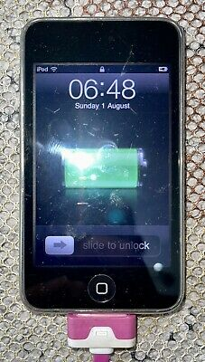 £10 • Buy Apple Ipod Touch 2nd Generation 8gb