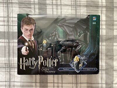 £7.50 • Buy Luna Lovegood And Thestral Action Figure Set