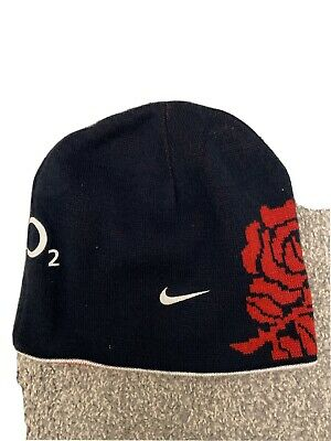 £10 • Buy England Rugby Nike Player Issue Reversible Beanie