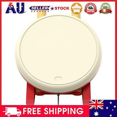 AU69.41 • Buy 4 In 1 Taiko Drum Joycon Video Game Accessories For Sony PS4 PS3 PC Switch