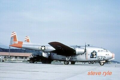 $1.39 • Buy Military Aircraft Slide - C-119c Packet Usaf 51-2572 C1957 - Please Read !!!