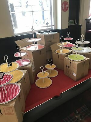 £30 • Buy New Job Lots Cake Stands X 11