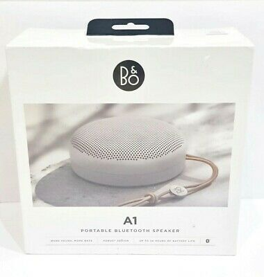 £132.99 • Buy Bang & Olufsen Beosound A1 Wireless Speaker - Natural- New