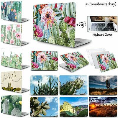 $20.99 • Buy 3in1 Cactus Matte Case+Keyboard Cover For Macbook Pro Air 11 12 13 M1 15 16 Inch