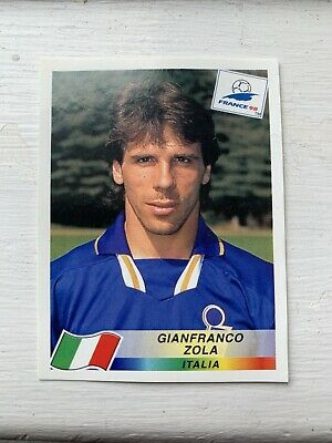£2.50 • Buy Panini France 98 World Cup Gianfranco Zola Sticker Number 101