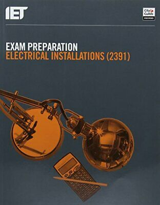 £23.07 • Buy Exam Preparation 2391 Inspection Testing (Electrical Regul By The I E T New Book