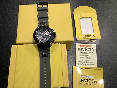 View Details Mens Invicta Chronograph Diving Watch • 50.00£