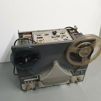 £185 • Buy Revox Studer Stereo G36 Reel To Reel Tape Recorder G 36 , Untested / SPARES