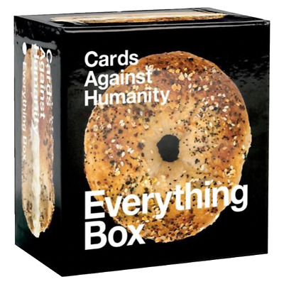 AU47.80 • Buy Cards Against Humanity Everything Box