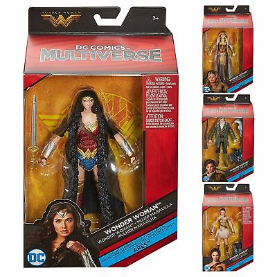 £15 • Buy Wonder Woman DC Comics Multiverse Character Action Figures With Accessories 15cm