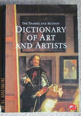 £1.60 • Buy Dictionary Of Art And Artists By Thames & Hudson Ltd (Paperback, 1988)