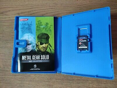 £25 • Buy Metal Gear Solid HD Collection UK, PS Vita, With Manual, 2012