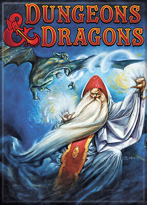 AU33.11 • Buy Dungeons And Dragons Player's Handbook ADD 3.5 X 2.5 Magnet