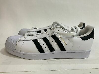 AU59.99 • Buy NEW Adidas Superstar Shell Toe Runners White Mens Sz 10 RRP$130 (exdisplay)